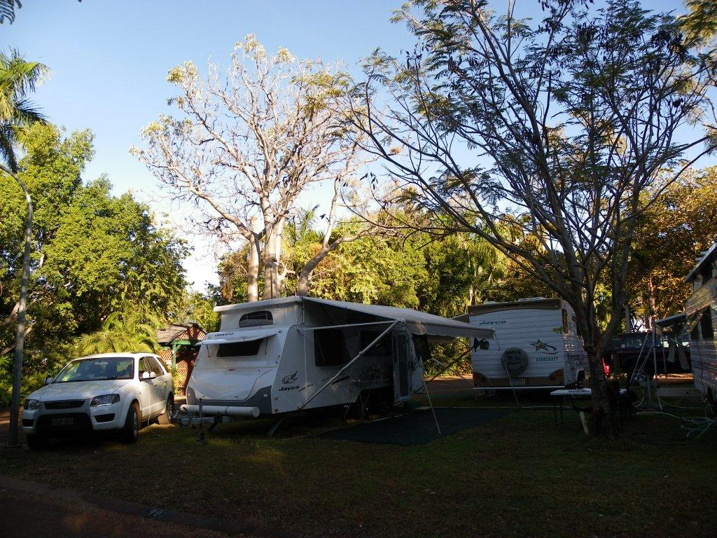 IVANHOE VILLAGE CARAVAN RESORT AT KUNUNARRA (5)
